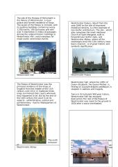 World Heritage: Westminster Palace and Abbey