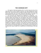 The Curronian Spit 3 puslapis